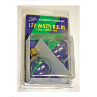 55-7284 - Replacement Bulb For Vanity Lights - Single Contact Bayonet - Clear - 2/PK - Image 1