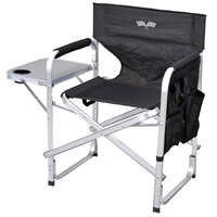 03-7770 - Director's Chair- Blk&Wh - Image 1