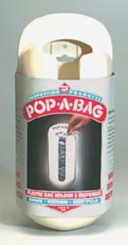 Pop-A-Bag White