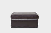 "36"" Ottoman in Jaleco Chocolate PR1801-074"