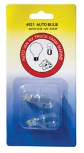 12 Volt Bulb - #921 - Package Of 2