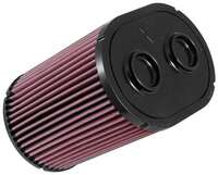 K&N Engine Air Filter, Washable and Reusable
