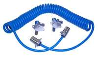 Blue Ox Coiled Cable 7-6