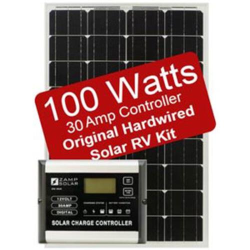 100w Flex Deluxe Solar Kit On Sale 19 2833 By Ppl