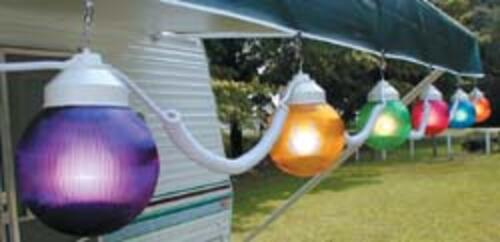 Globe Lights Multicolor