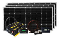 ?Go Power 82552 Solar Kit 510 Watt Solar Panels
