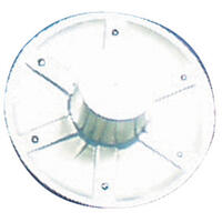 31-1570 - Pedestal Base Flush Rd - Image 1