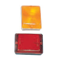 18-0186 - Replacement Lens- Amber - Image 1