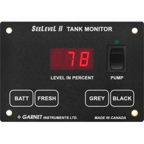 20.7078 - Tank Monitor System For 3 - Image 1