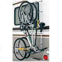 92-1052 - Ladder Mounted Bike Rack - Image 1