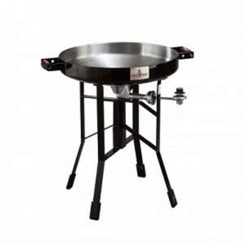 FIREDISC DEEP PAN COOKER - 24IN HIGH - BLACK