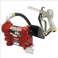 12 Volt DC Pump with Hose and Manual Nozzle 71.3457