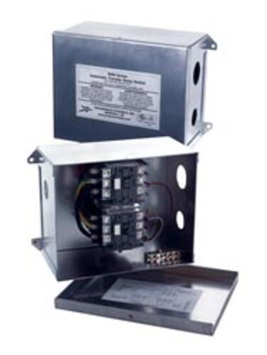 Auto Transfer Relay System 50 Amp