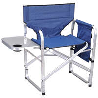 03-7775 - Director's Chair- Blue - Image 1