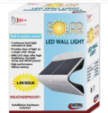 Solar Porch Light DG0168