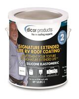 Dicor EPDM Extended Life Rubber Roof Coating - 1 gal.