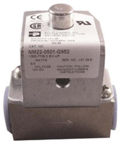 Safe-T Alert CO/LP Detector w/Cutoff Valve