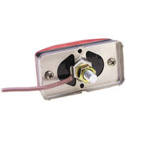55-8396 - Led Stud Mount Red #99 - Image 1
