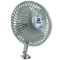 22-0106 - 12 Volt Oscillating Fan - Image 1