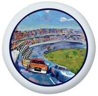 Spare Tire Cover NASCAR Size C