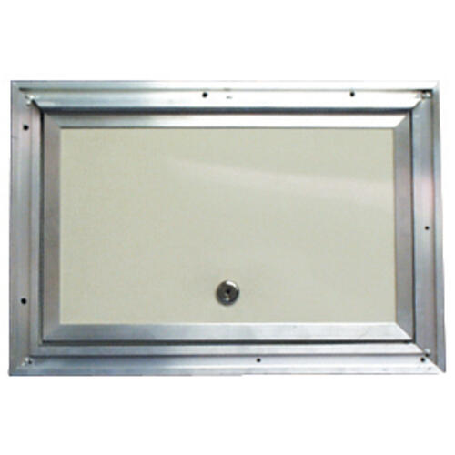 "22-0615 - 18"" X 30"" Baggage Door-Wh - Image 1"