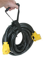 30'50a Pwr Cord W/Handle