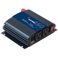 19.2502 - Samlex 450w Modified Sine Wave Inverter - With Usb - Image 1