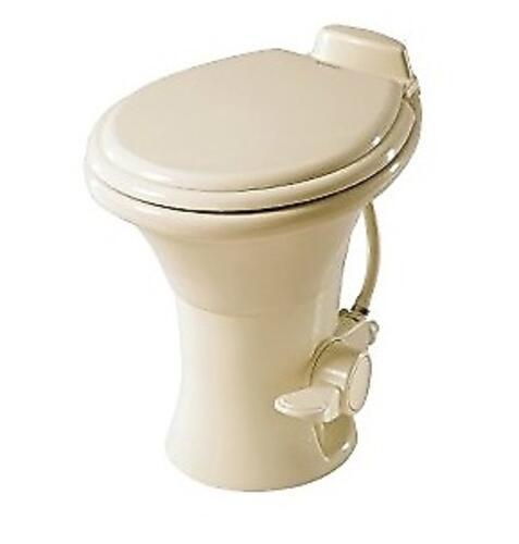 Dometic Toilet Bone W Spray Slow Close 302310183
