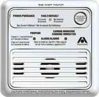 Atwood LP and Carbon Monoxide Gas Alarm