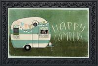 Happy Camper Doormat CC7516