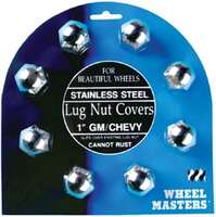 lug nut covers