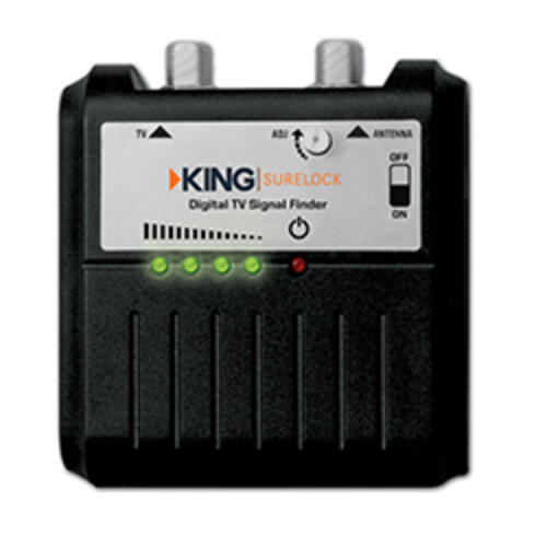 RV TV Signal Finder