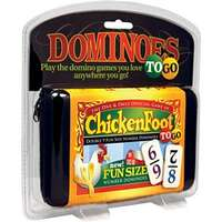 Chickenfoot To-Go Dominoes