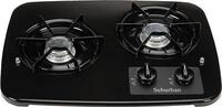 2 Burner Suburban Drop In Cooktop-Black