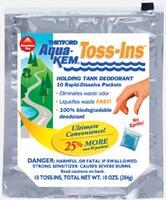 Aqua Kem Toss In 10 Pack