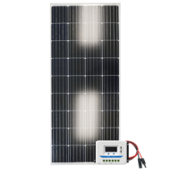 ?Xantrex 100 W Solar Kit And Expansion Kit - 780-0100-01
