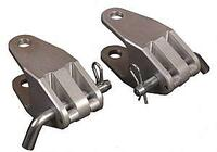 "READY BRUTE TOW BAR CLEVIS FOR ROADMASTER BASEPLATE BRACKETS -1/2"" PINS"