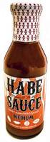 FIREDISC MEDIUM SWEET HABANERO SAUCE - 16 OZ.