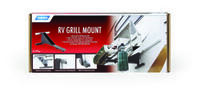 rv mounting bracket for olynpian bbq grills