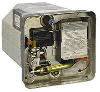 RV Hot Water Heater Suburban Model SW10DE - 5243A