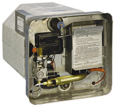 RV Hot Water Heater Suburban Model SW10DE - 5243A Water Wiring Heater Rv Diagram Suburban Sw Del on