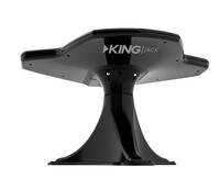 KING Jack RV Digital HDTV TV Antenna - No Crank-up! Black