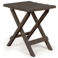 03.0671 - Table Folding Sm, Brown - Image 1
