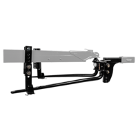 Round Bar Weight Distribution Kit w/Integrated Sway, 8,000 lbs