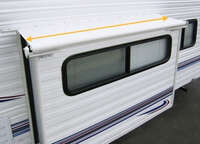 RV Slide Out Cover Replacement Fabric