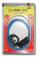 7-4 Wire Straight Cord Kit by Roadmaster