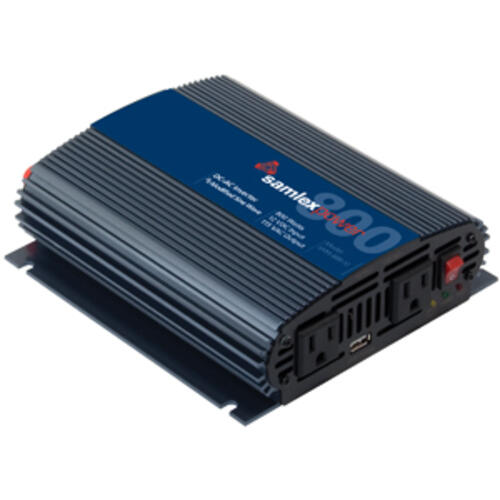 19.2503 - Samlex 800w Modified Sine Wave Inverter - With Usb - Image 1