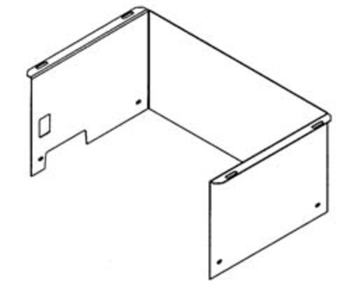 405-6699, Under Floor Mounting Kit
