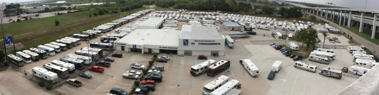 PPL's RV Consignment Centers in Texas | PPL Motor Homes