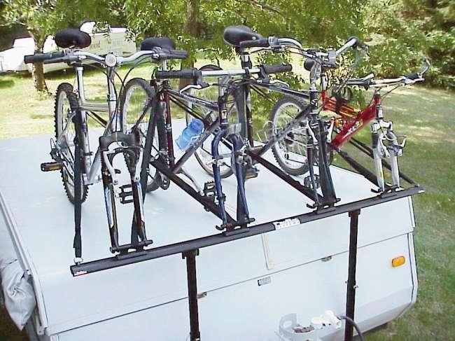 Pop Up Camper Bike Rack For Sale 92 1368 By Ppl